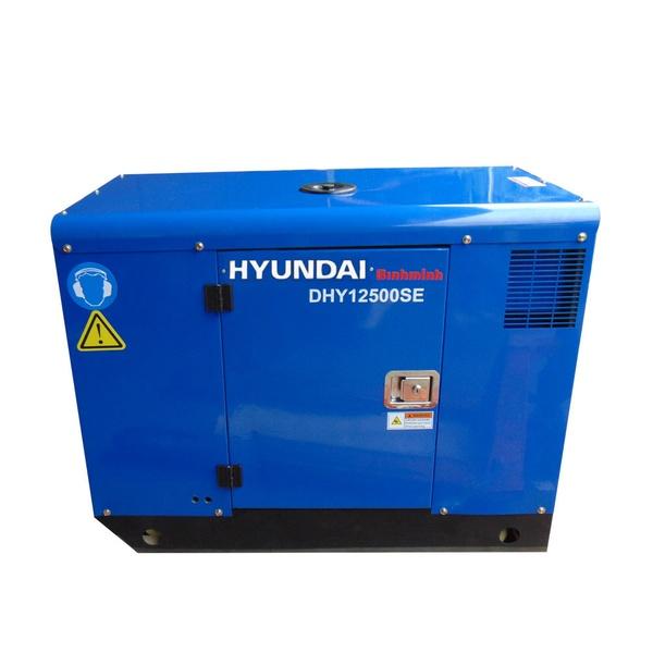 Máy phát điện DHY12500SE