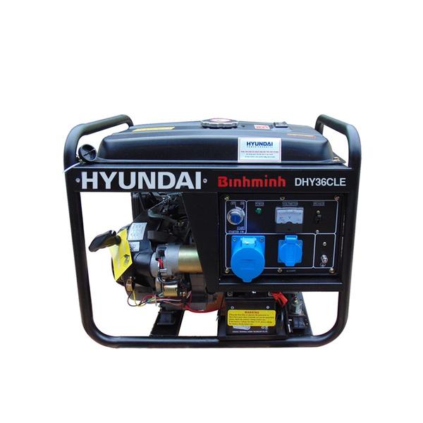 Máy phát điện DHY36CLE