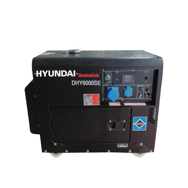 Máy phát điện DHY6000SE