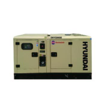 Máy phát điện công nghiệp Hyundai DHY28KSE