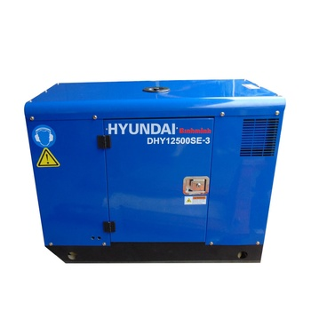 Máy phát điện 3 pha DHY12500SE-3