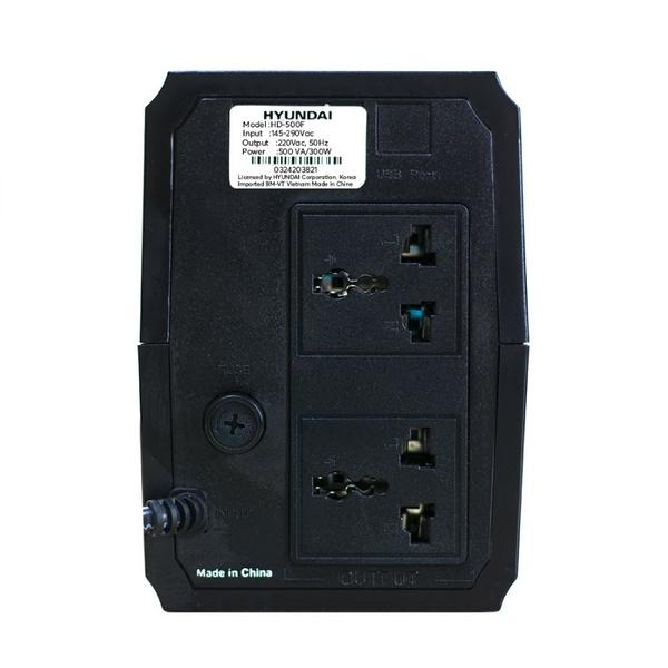 Bộ lưu điện offline HD-500F
